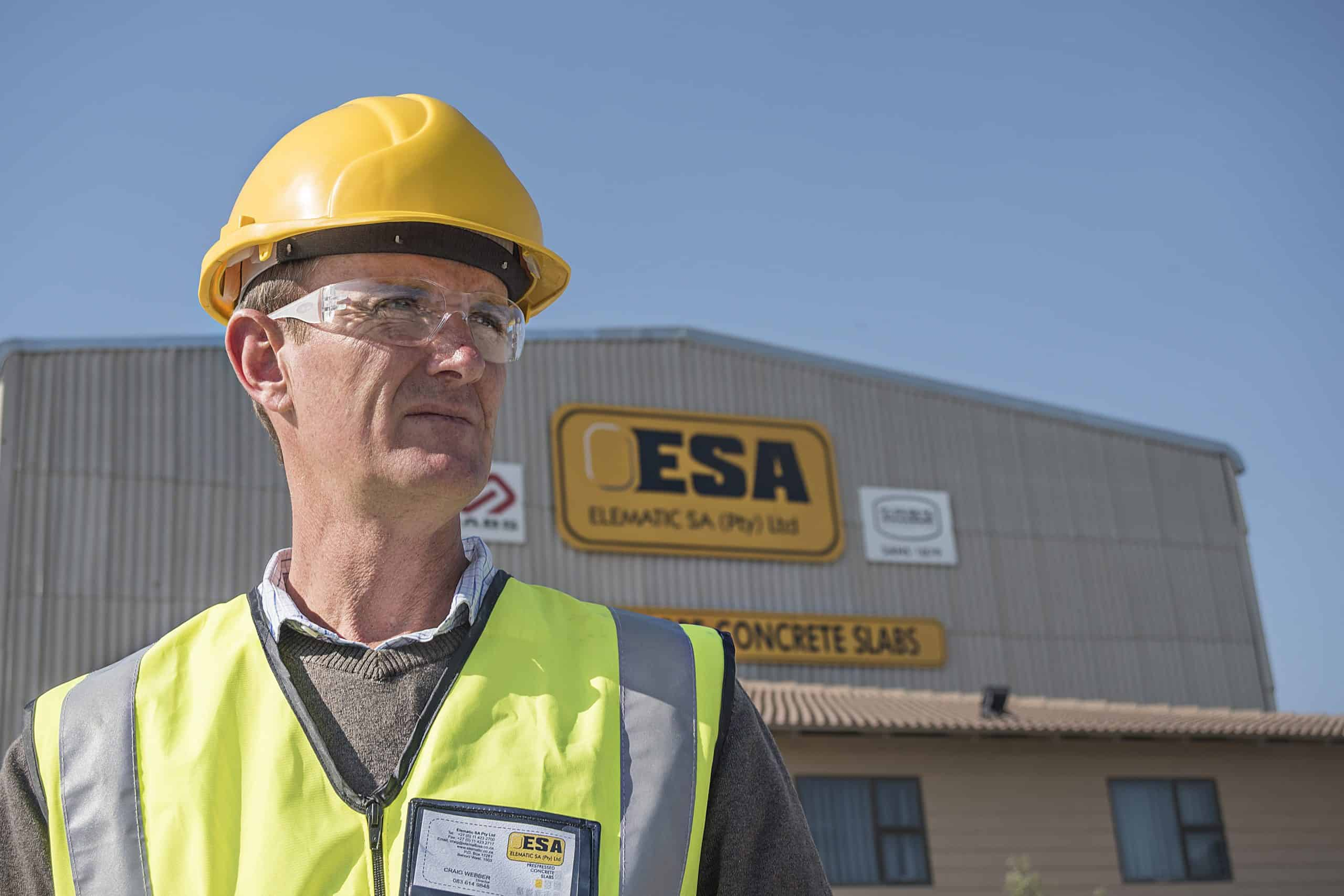 Craig Webber, Director of ESA
