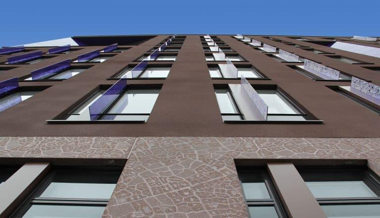 The Skanska Headquarters in Helsinki, Finland is a LEED Platinum building.