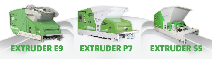 Elematic Extruders