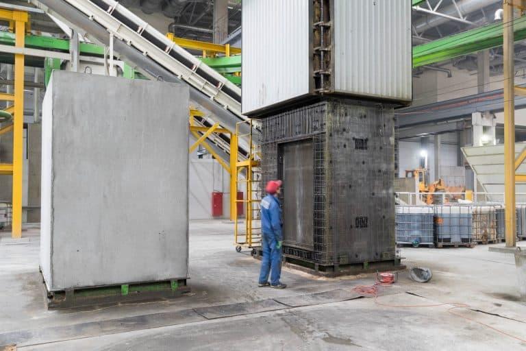 Elevator shaft production