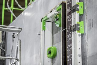 Elematic FaMe magnet shuttering system