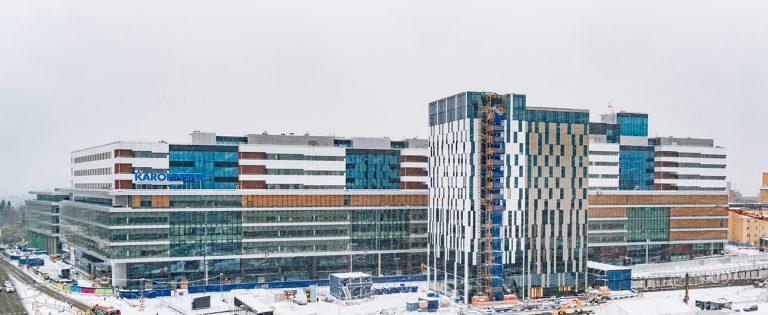 Karolinska University Hospital, Solna, Sweden