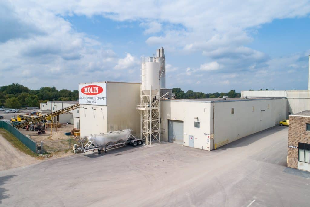 Molin Concrete Products Co., USA