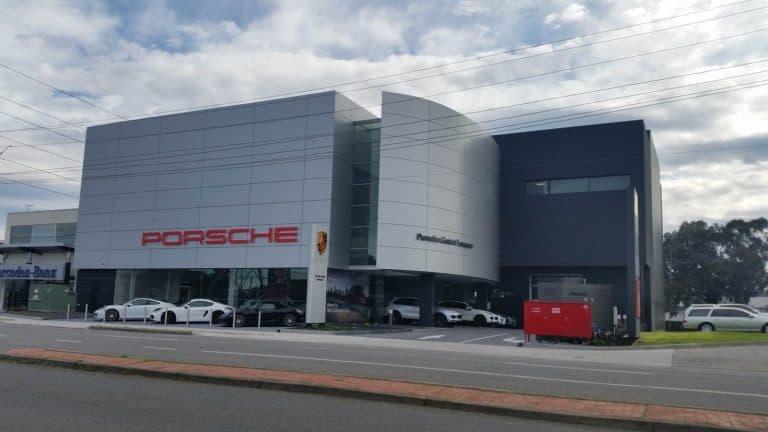 Porsche Centre, Melbourne, Australia