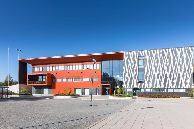 Kangasalan lukio, Kangasala, Finland