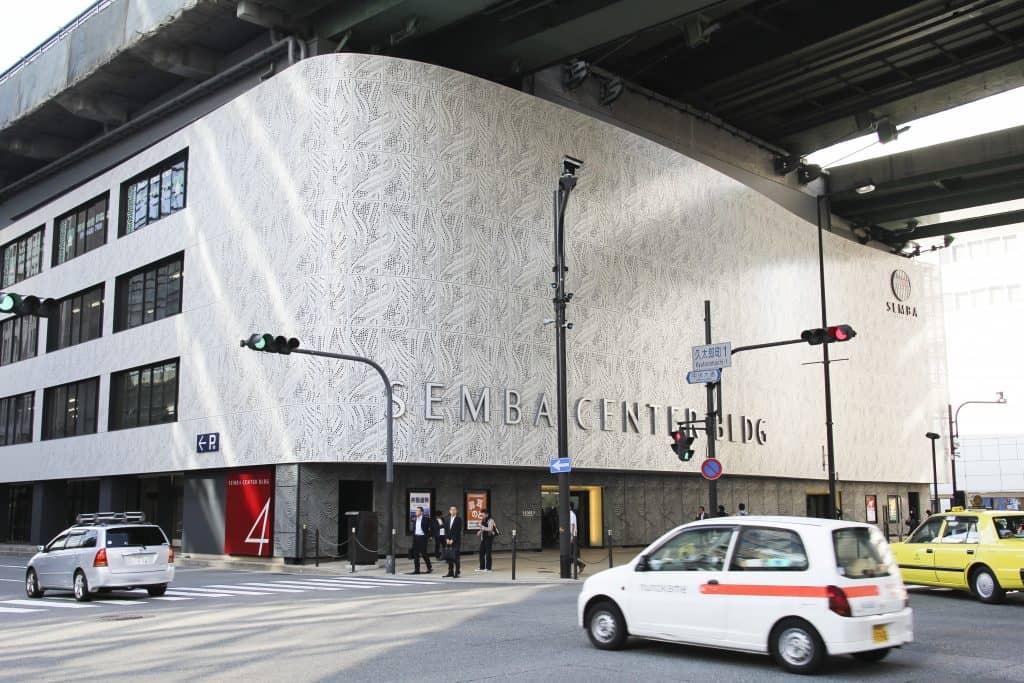 Semba Center, Osaka, Japan