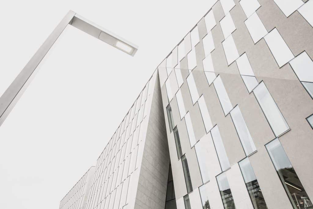 OP Bank headquarters, Helsinki, Finland