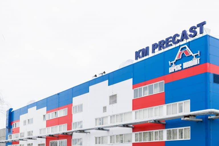 KM Precast, Russia