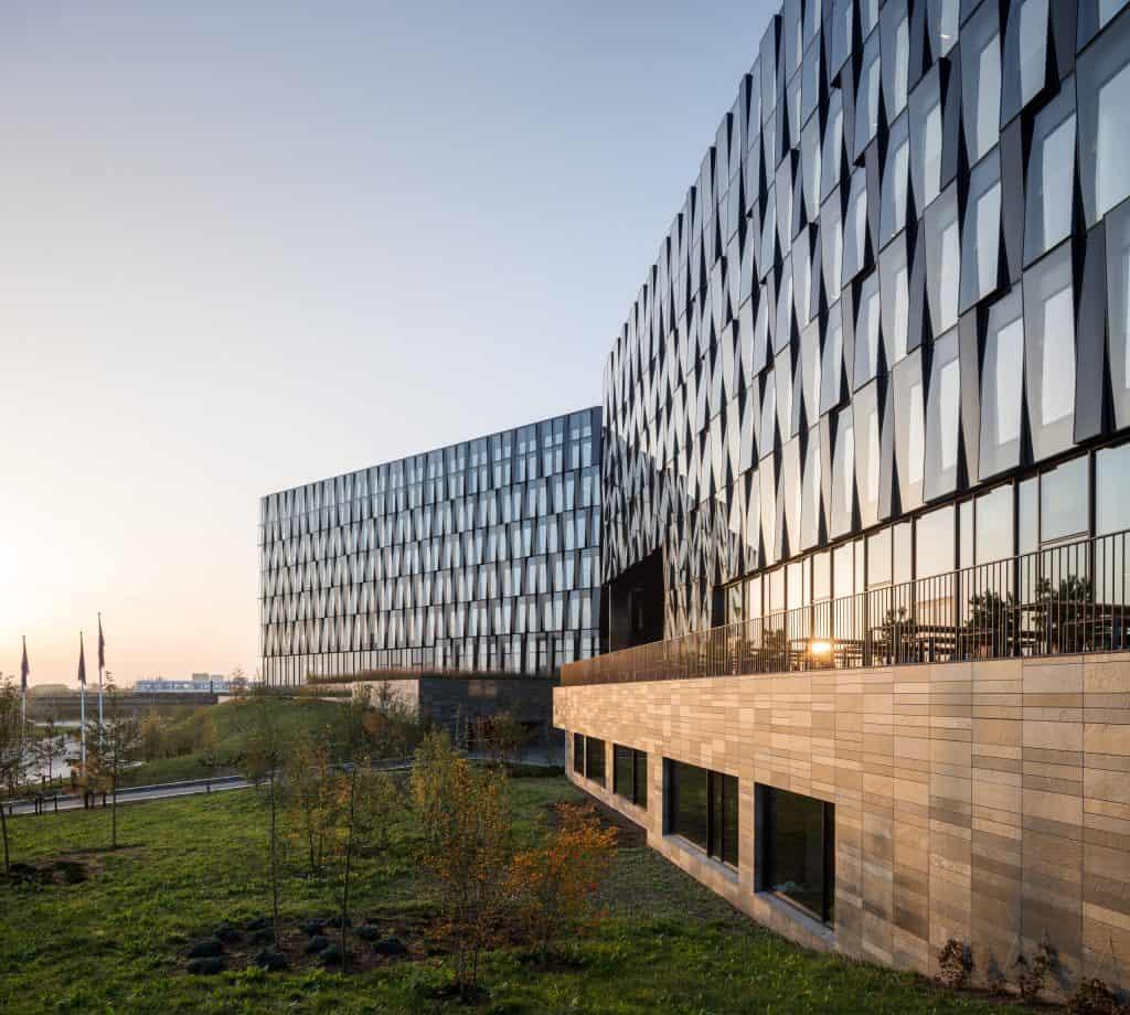 Nordea Bank headquarters, Copenhagen, Denmark