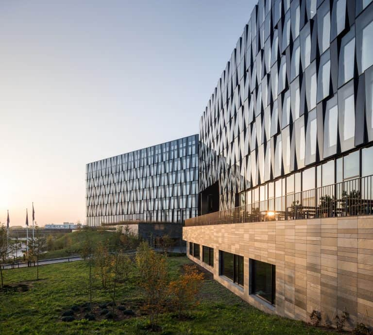 Nordea Bank headquarters, Copenhagen, Denmark
