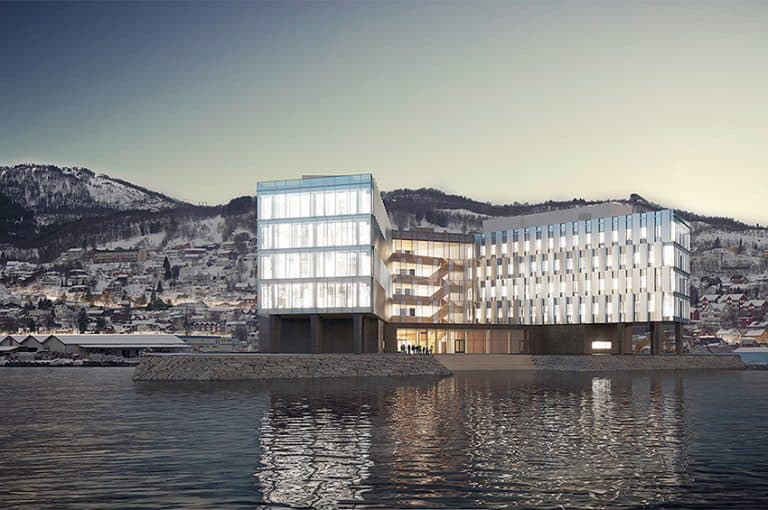 Statoil office complex, Oslo, Norway