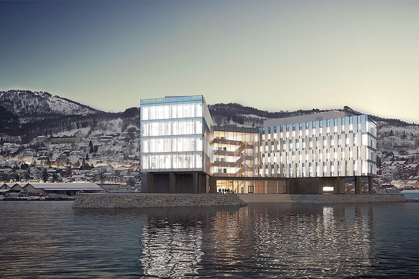 Statoil office complex, Oslo, Norway