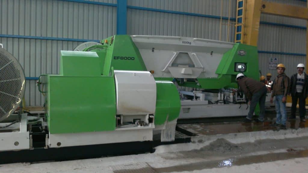 Elematic Slipformer, Jindal Realty Pvt. Ltd., India