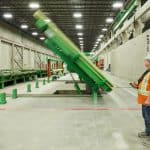 Wall production, Alberta Precast, Canada