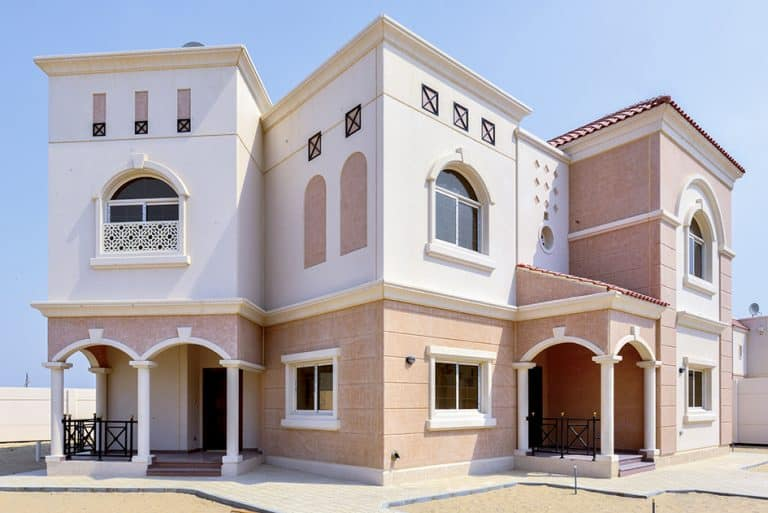 Ma'aden villa project