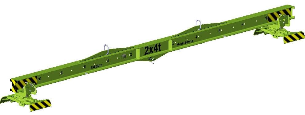 Lifting beam S5