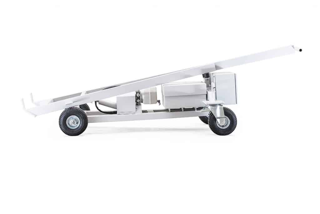 Acotec installation wagon