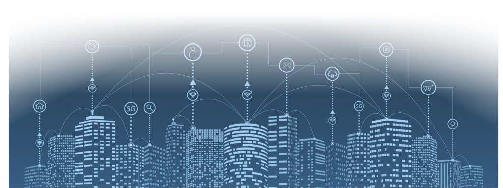 Smart precast cities