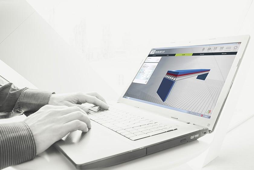 Elematic ELiSLAB strand calculation software