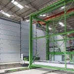 Elematic curing chamber