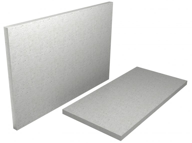 Solid panel and solid slab