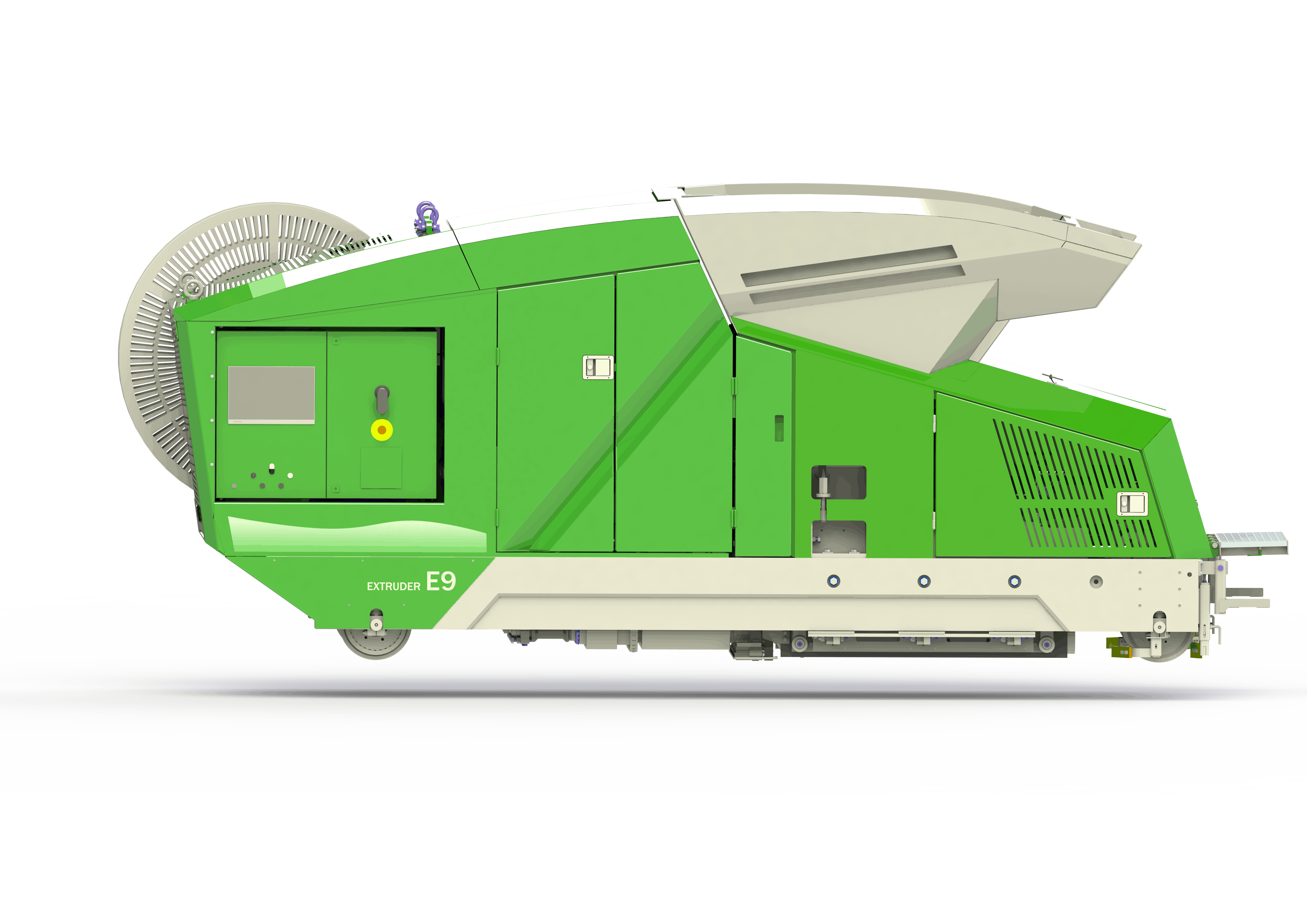 Elematic Extruder E9 2019