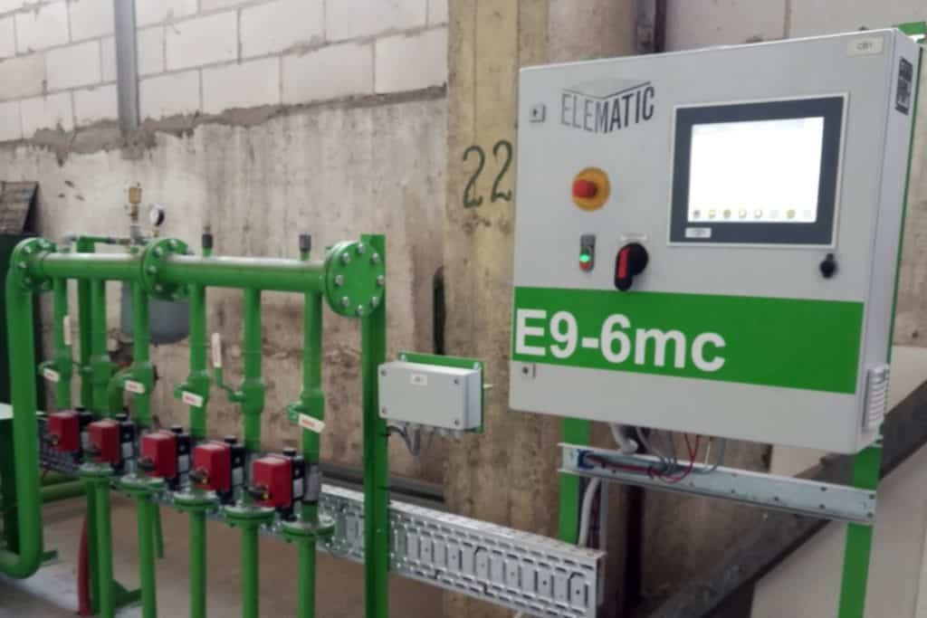 Maturity control E9 at a factory in Lithuania