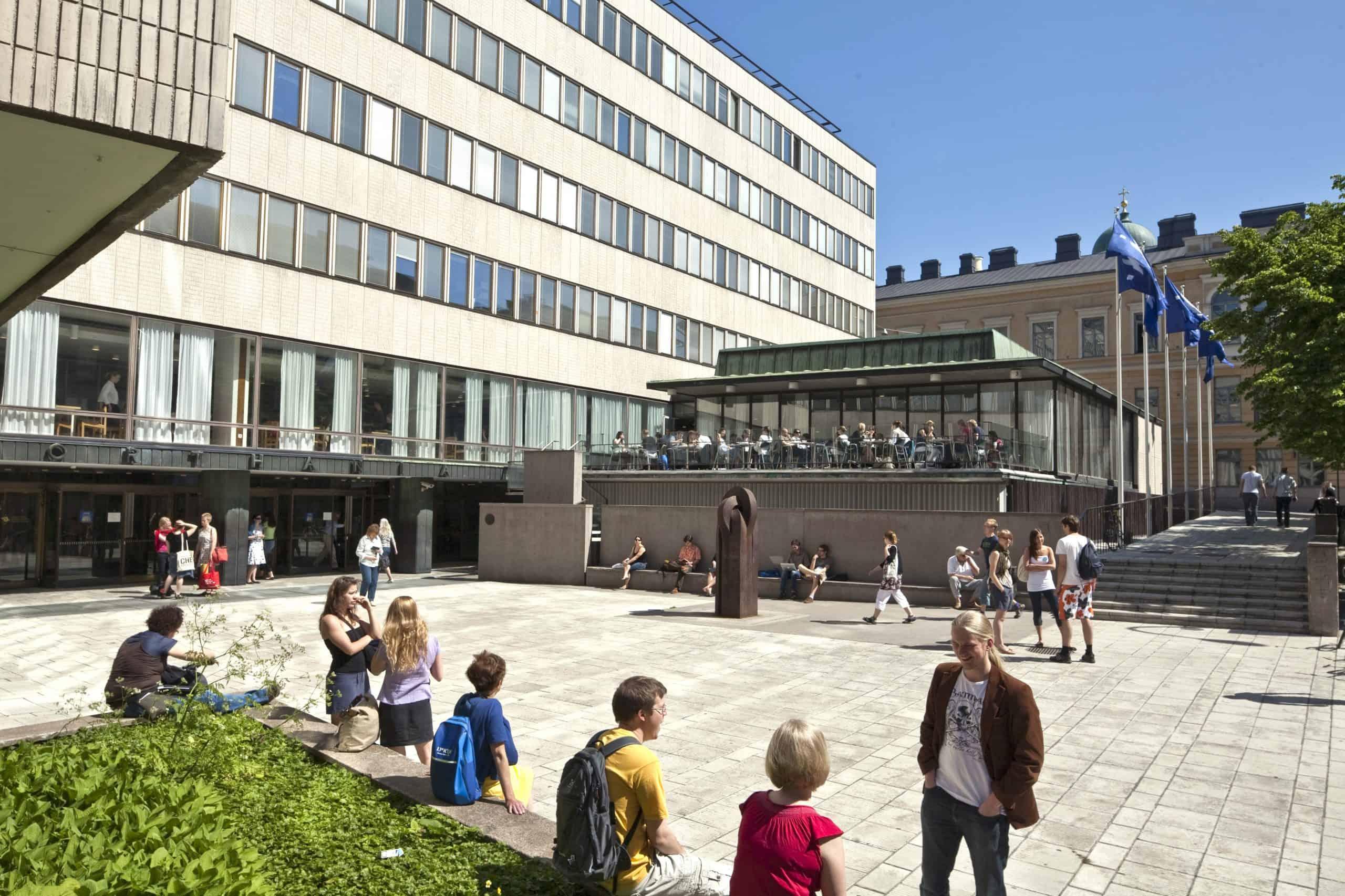 Porthania Building