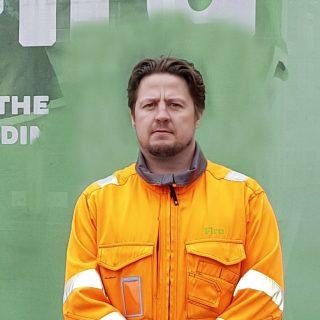 Juha Koskinen, Procurement Manager, Fira Ltd., Finland