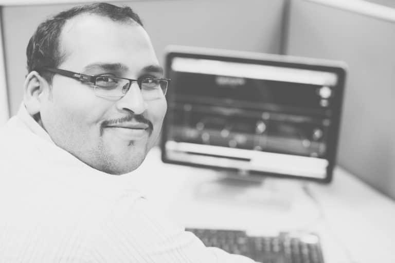 Designer Anand Baladhe