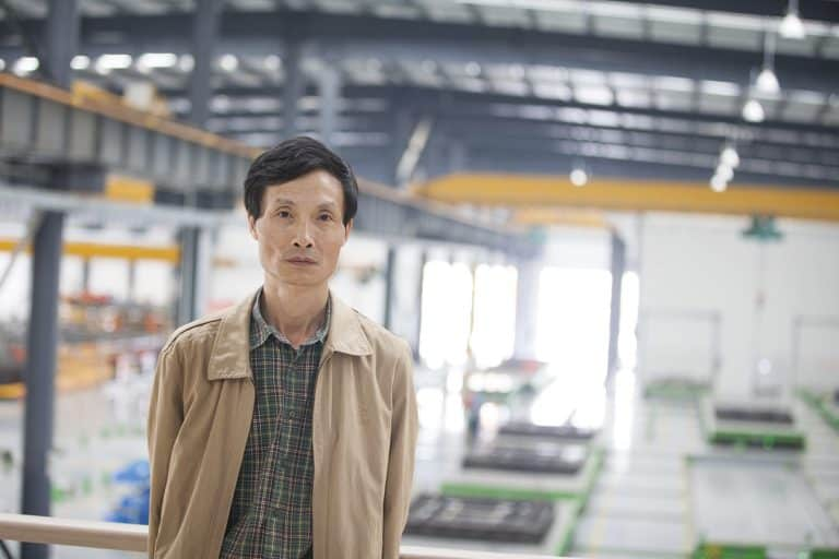 The circulating wall line has given us a lot more flexilibility, says Li An Chen, Technology and Facilities Manager at Shanghai Urban.