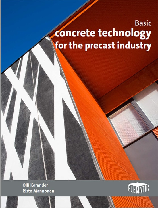 Concrete technology for the precast industry