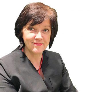Maritta Koivisto, the Finnish Concrete Industry Association