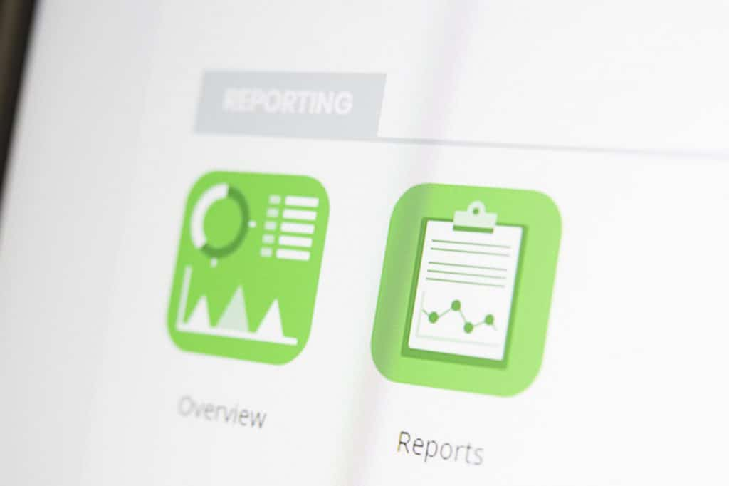 Elematic Plant Control Reports_EntranceView