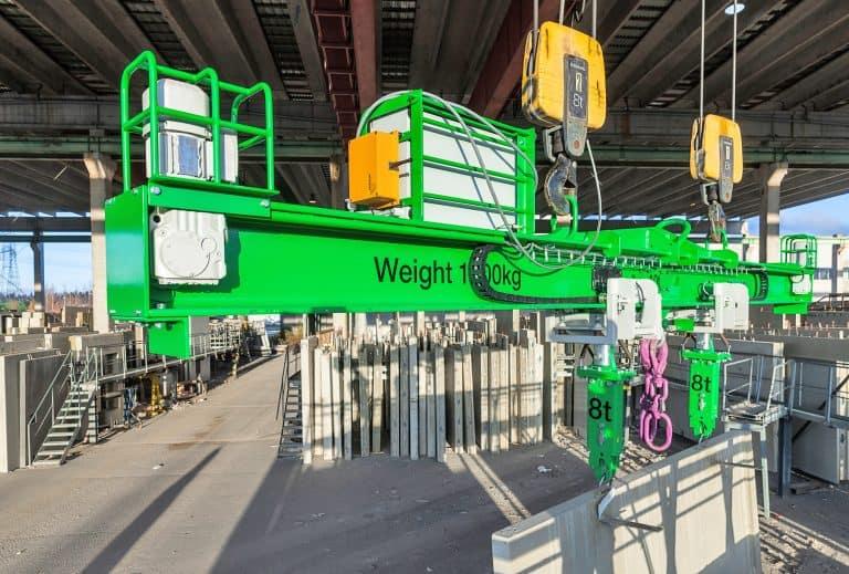 Elematic lifting beam E9