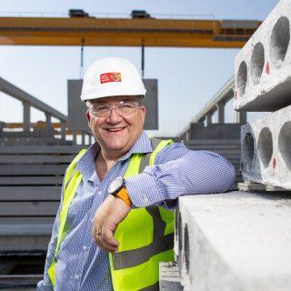 Matthew Palmer, General Manager, United Precast Concrete Dubai LLC