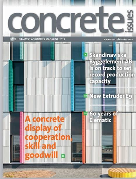 Concrete Issues magazine, 2019