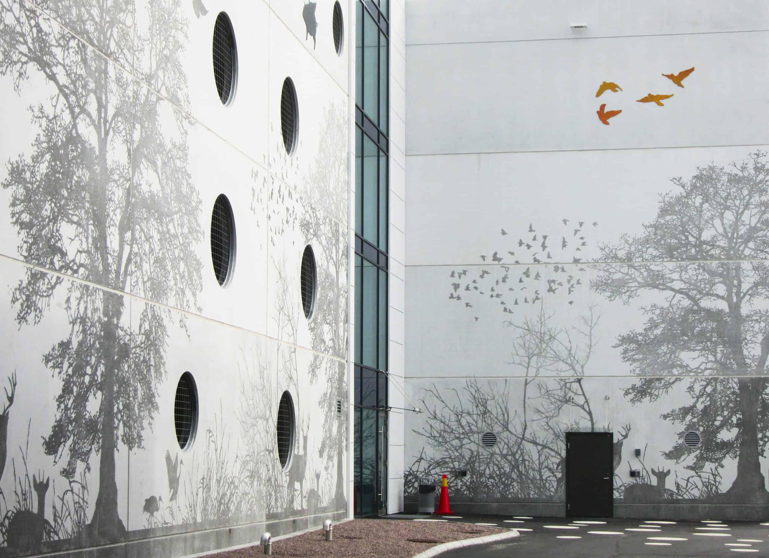 Tandstickan Parking House