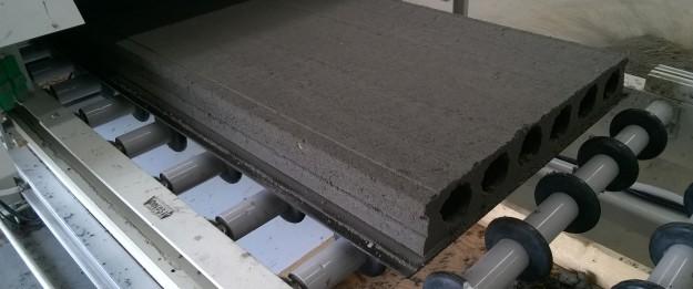 Acotec panel production