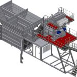 Elematic Batching and Mixing Plant S5-40
