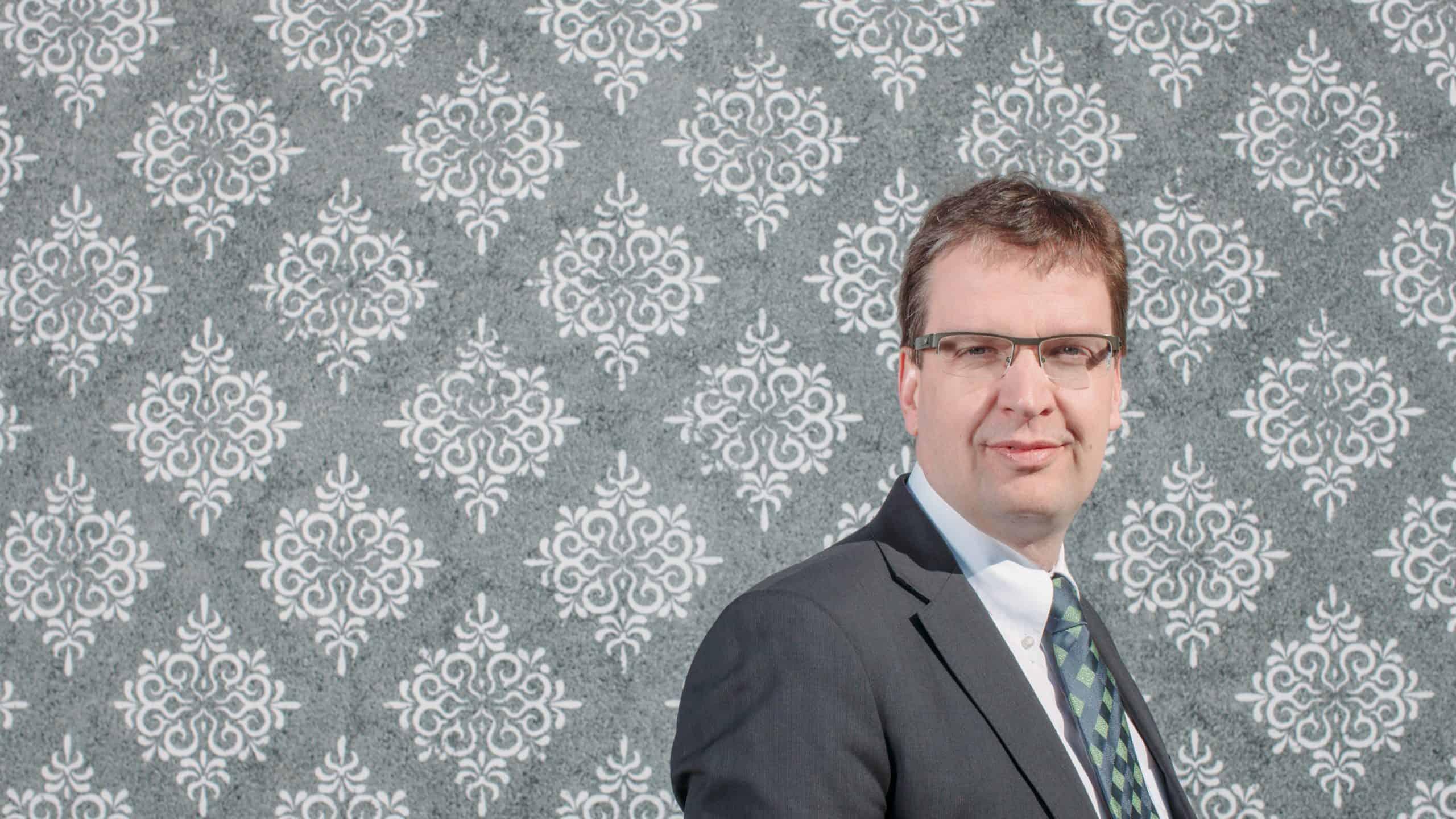 Mats Jungar, CEO, Elematic