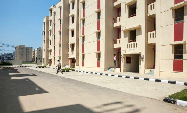 Steerviee of an affordable housing