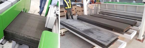 Elematic Acotec production line