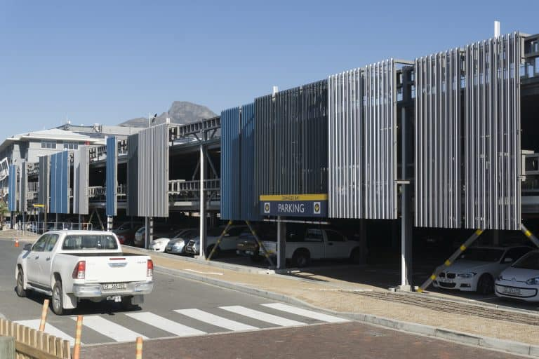V & A Waterfront parking system