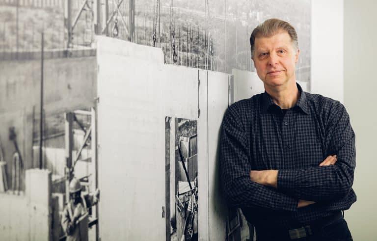 Heikki Lehtonen, Chief Engineer