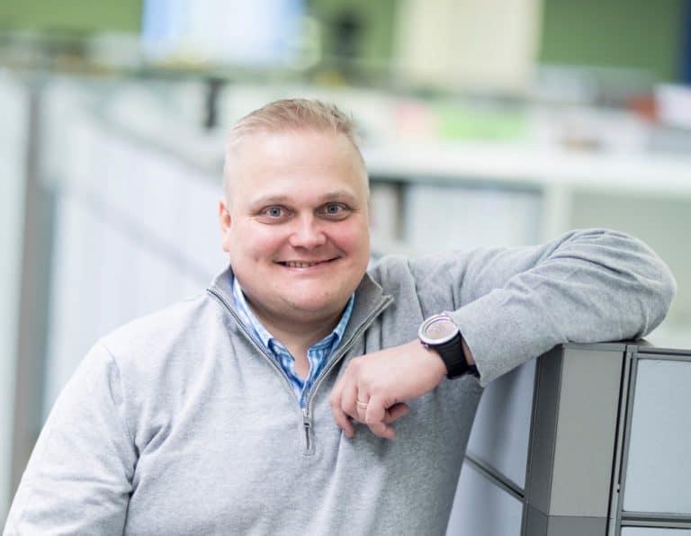 Jouni Sirkka, Director of R&D