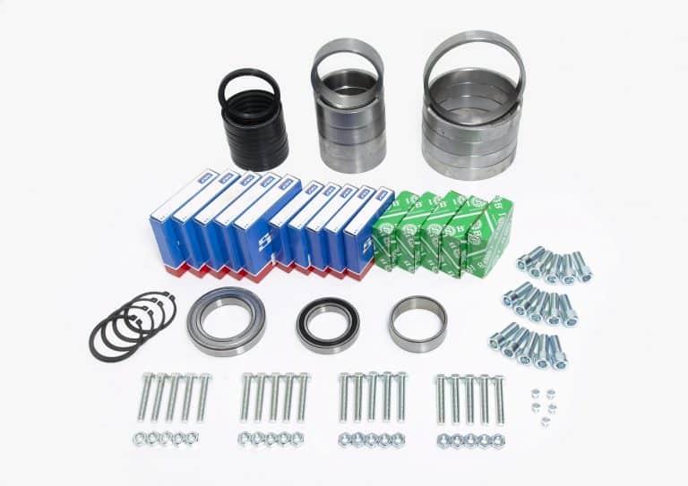 Exchange kit for feed screw, EL905E