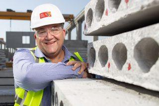 Matthew Palmer, United Precast Concrete Dubai