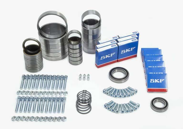 Exchange kit for feed screw, EL906E