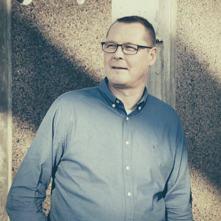 Pekka Huotari, CEO, Kouvolan Betoni